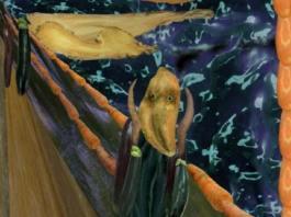 014il-grido-Dipinti fatti con la verdura
