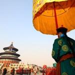 Antica cerimonia cinese al TianTan