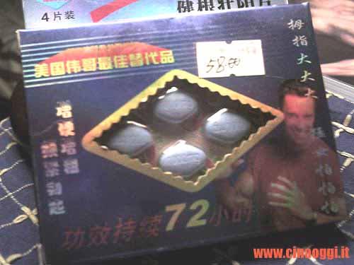 Arnold Schwarzenegger e la Cina