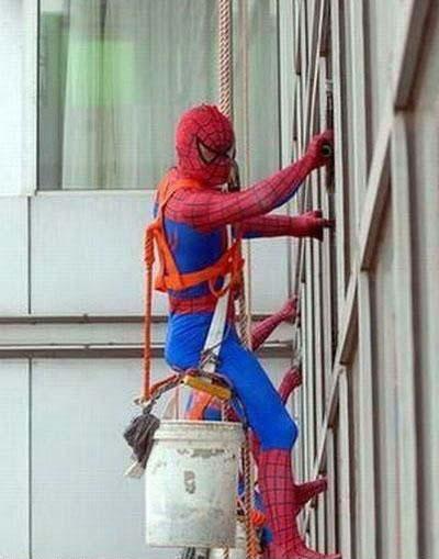spiderman lavavetri