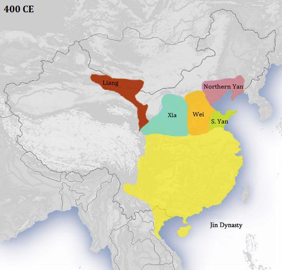 dinastia jin orientali