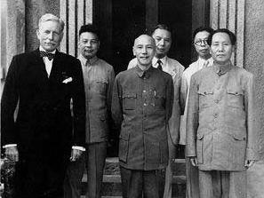 Chiang Kai-shek-mao zedong