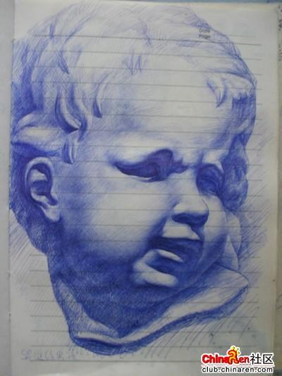 illustrazioni studente arte cinese