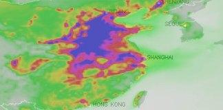 mappa-inquinamento-cina