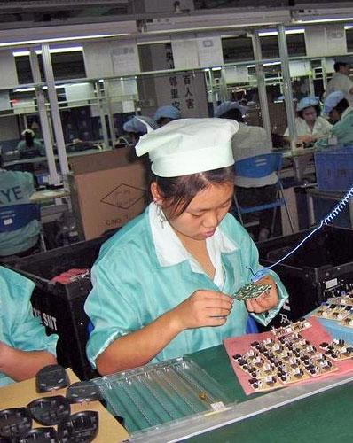 microsoft-004-Condizioni di lavoro in Cina