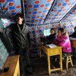 Qinghai: a scuola dopo il terremoto