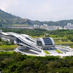 La University Town Library a Shenzhen