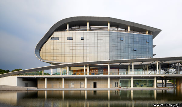 university-town-library_shenzhen_2-biblioteca dell'Università della Scienza e Tecnologia di Shenzhen