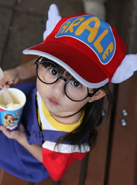 003Arale-cosplay