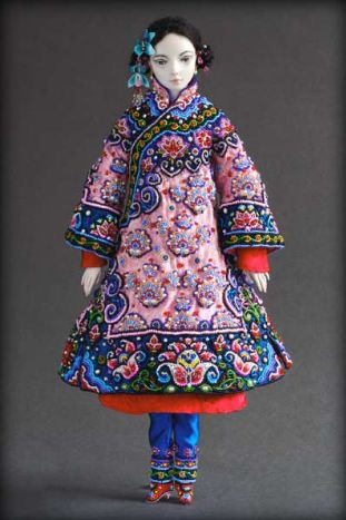 bambole cinesi