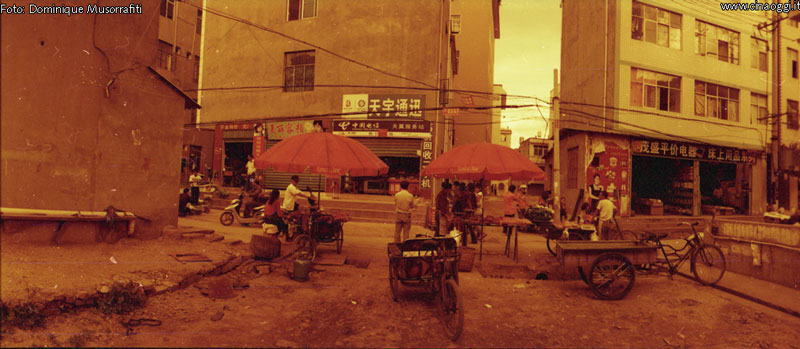 Fotografia analogica in Cina