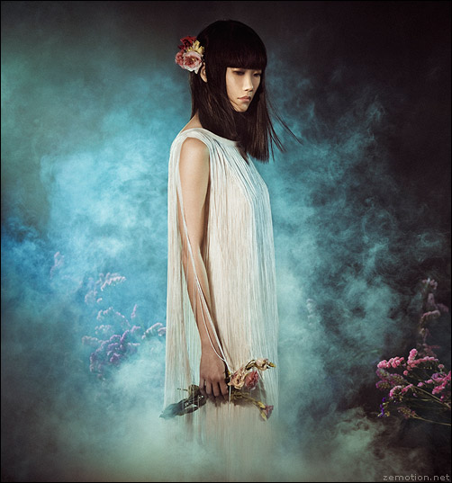 FromASecretGarden-Zhang Jingna foto