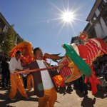 La Danza del Dragone a Heqing, Yunnan (Video)