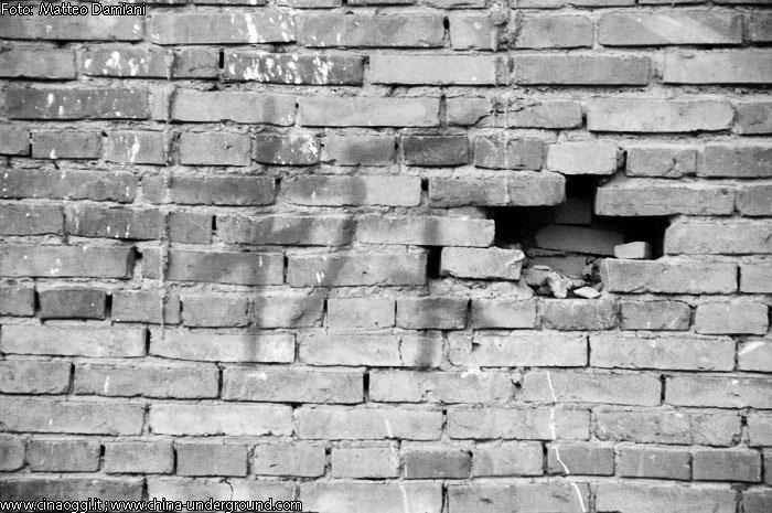 destroyer_001'demolizione dei villaggi urbani