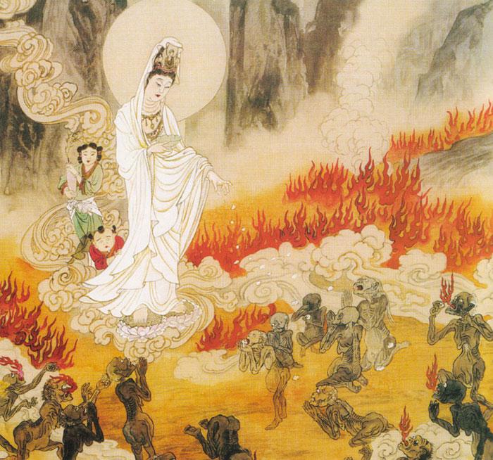 demoni cinesi
