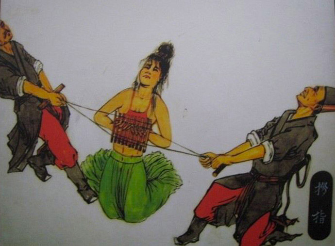 le punizioni inflitte agli adulteri nella Cina antica