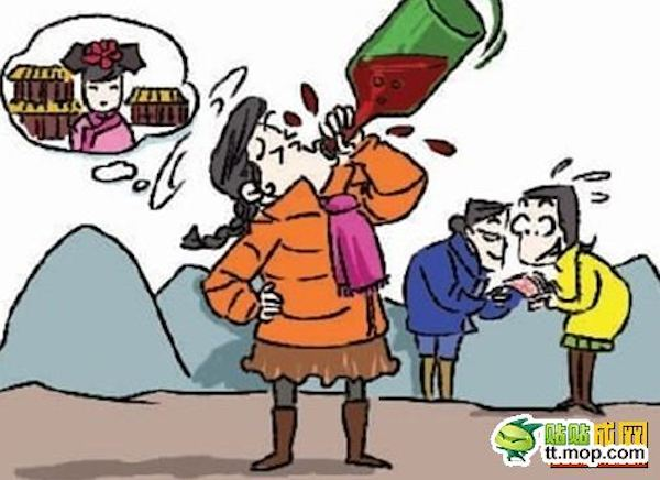 leggende metropolitane cinesi