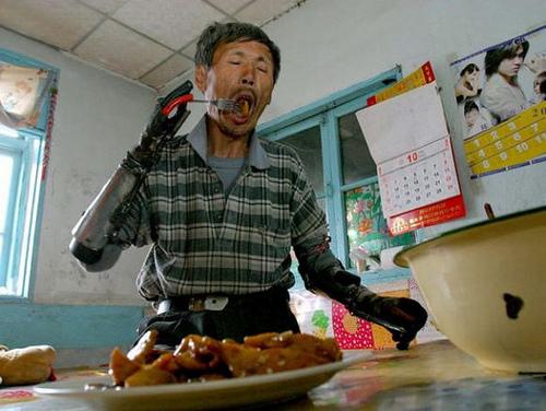 mani bioniche