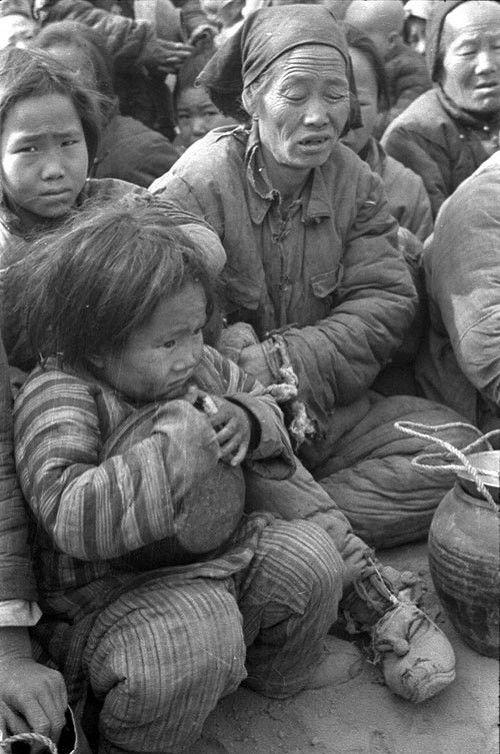 grande carestia cinese