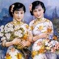 poster pubblicitari cinesi