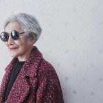 Operaia in pensione diventa una senior fashionista