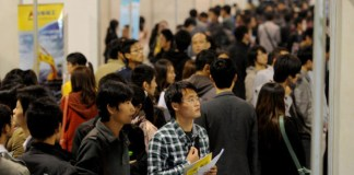 mercato del lavoro in Cina