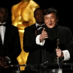 Jackie Chan vince l'Oscar alla carriera