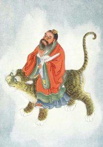 Zhang Daoling, il primo Maestro Celeste.