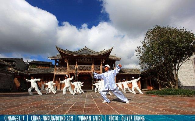 arti marziali in Cina