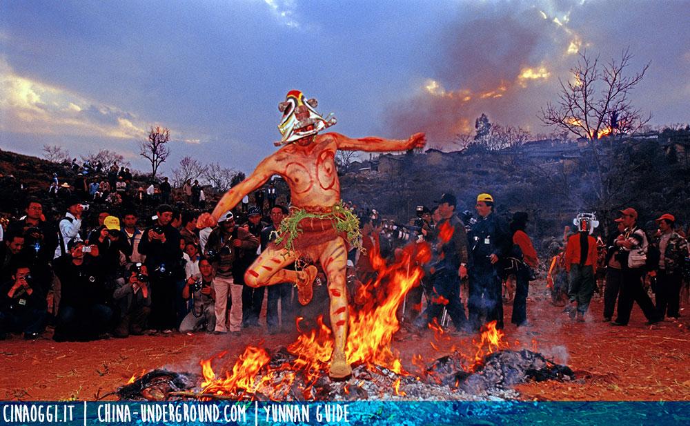 danza del fuoco