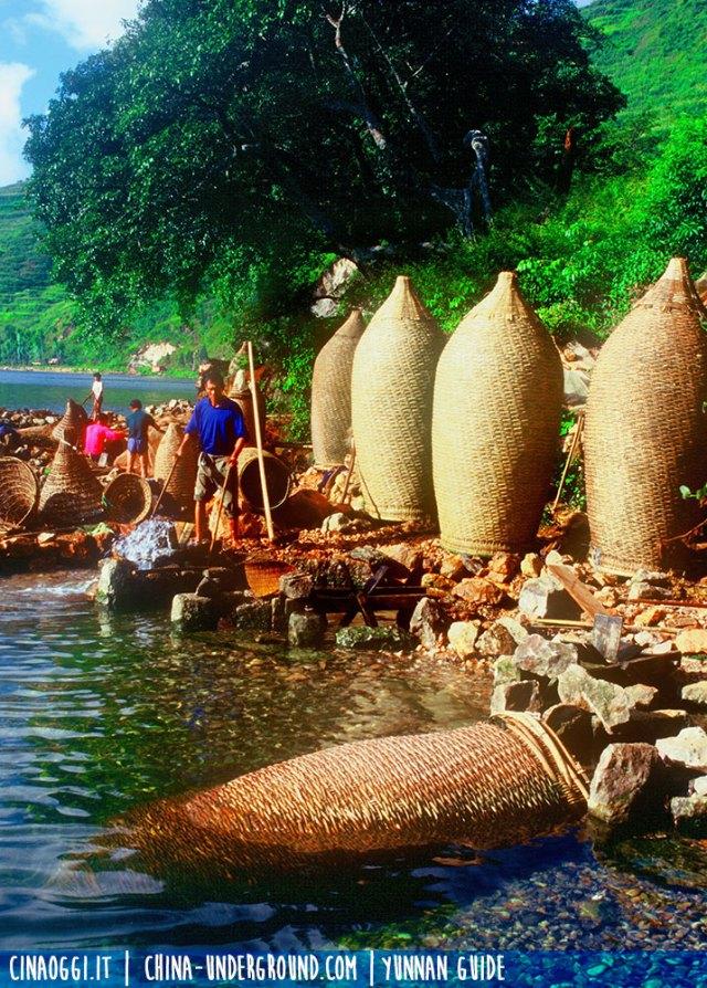 pesca tradizionale cinese
