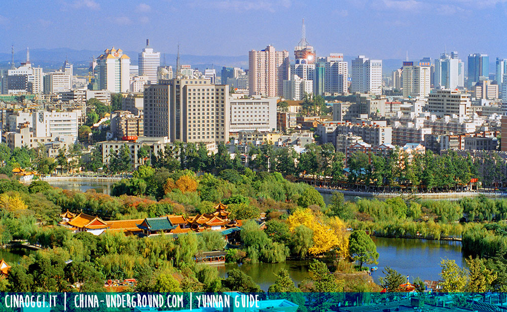 viaggio a Kunming