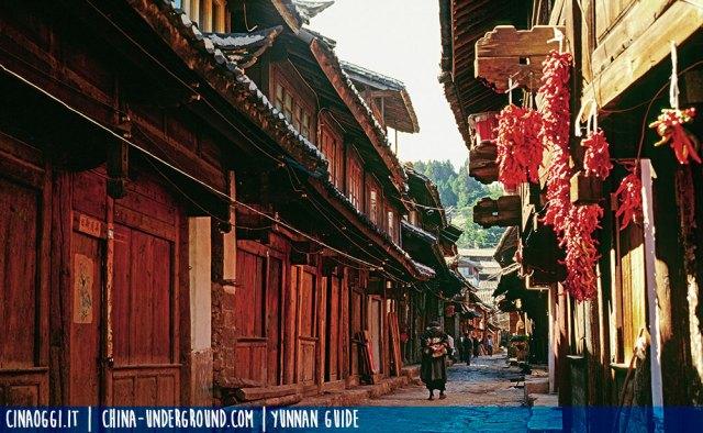 Viaggio a Lijiang