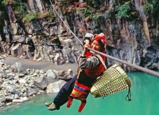 Viaggio nel Nujiang