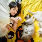 La giornata del gatto in Cina raccontata per immagini