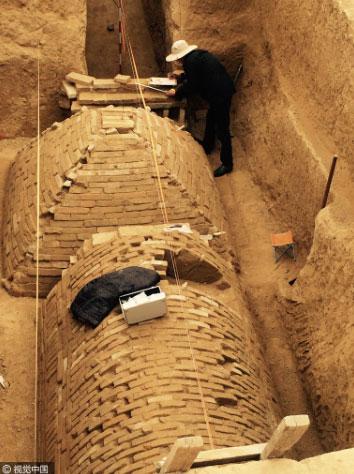piramide di zhangzhou