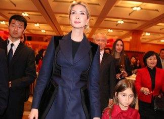 Divina Ivanka - La popolarità di Ivanka Trump in Cina è altissima