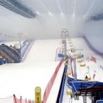 La pista da sci al coperto più grande del mondo apre ad Harbin