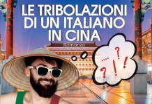 Le tribolazioni di un italiano in Cina