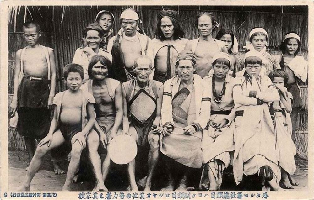 Famiglie del capo e del vice capo di Truku