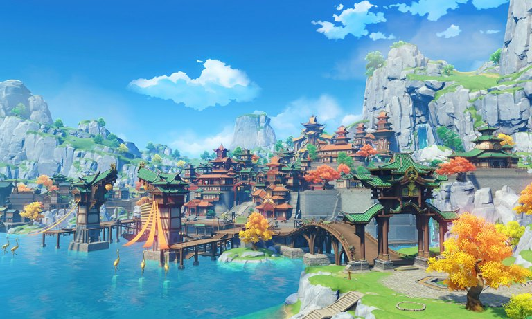 Genshin-Impact-i migliori videogiochi cinesi