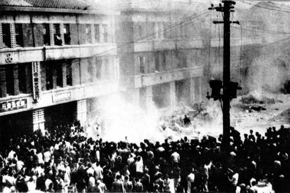 Breve Storia del Massacro del 28 Febbraio 1947 a Taiwan