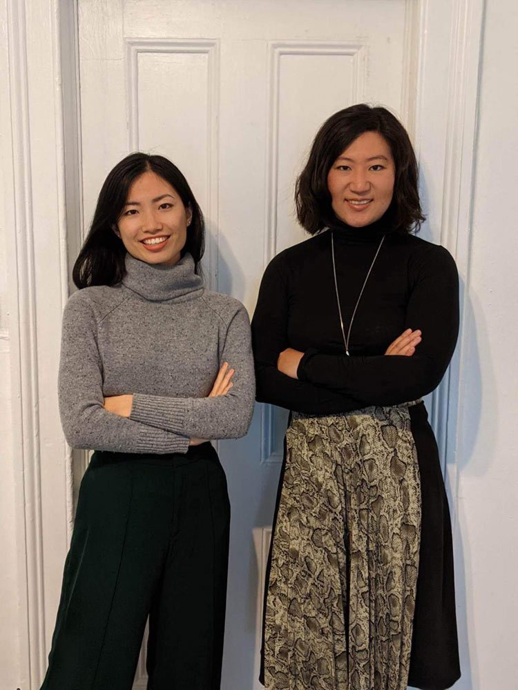 Kathy Lu Julia Chang Wang