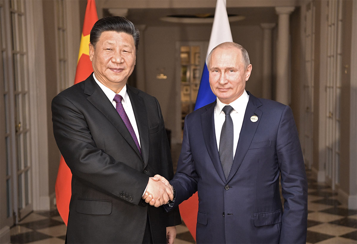 Treaty of Good Neighborliness Friendship and Cooperation xi jinping putin