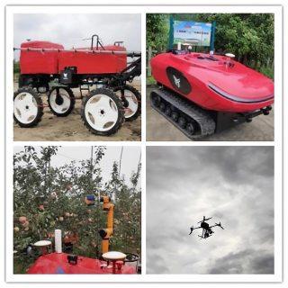 Remote Farming: Robot e macchine agricole senza conducente in Cina