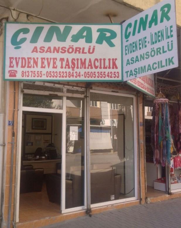 osmaniye evden eve tasimacilik ofis