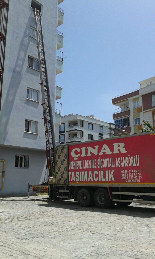 osmaniye evdev eve nakliyat
