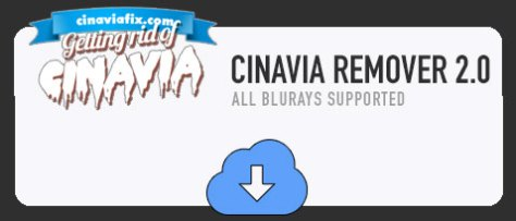 Cinavia fix for error message 3