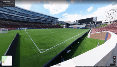 Nippert Stadium Seat Preview