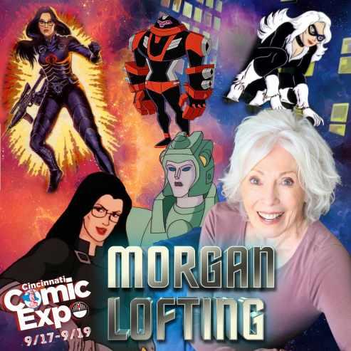 Morgan Lofting – Cincinnati Comic Expo